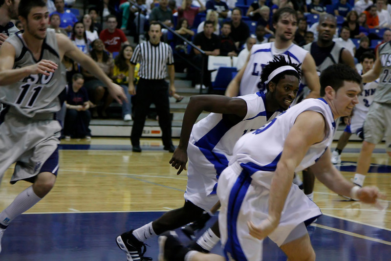 Lynn University Mens Basketball vs Nova -  (575)
