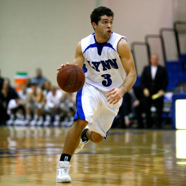 Lynn University Mens Basketball vs Nova -  (537)