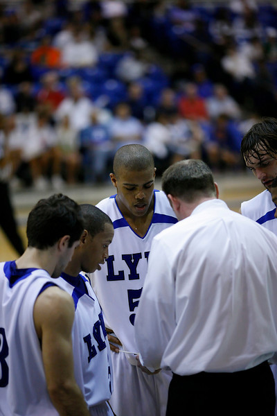 Lynn University Mens Basketball vs Nova -  (733)