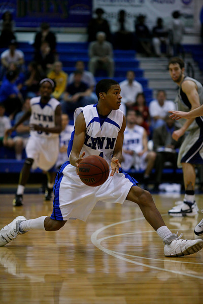 Lynn University Mens Basketball vs Nova -  (637)