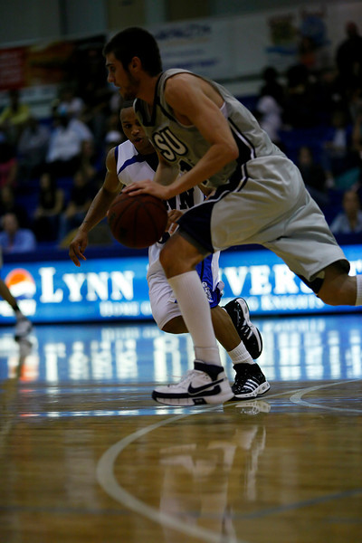 Lynn University Mens Basketball vs Nova -  (545)