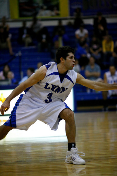 Lynn University Mens Basketball vs Nova -  (622)