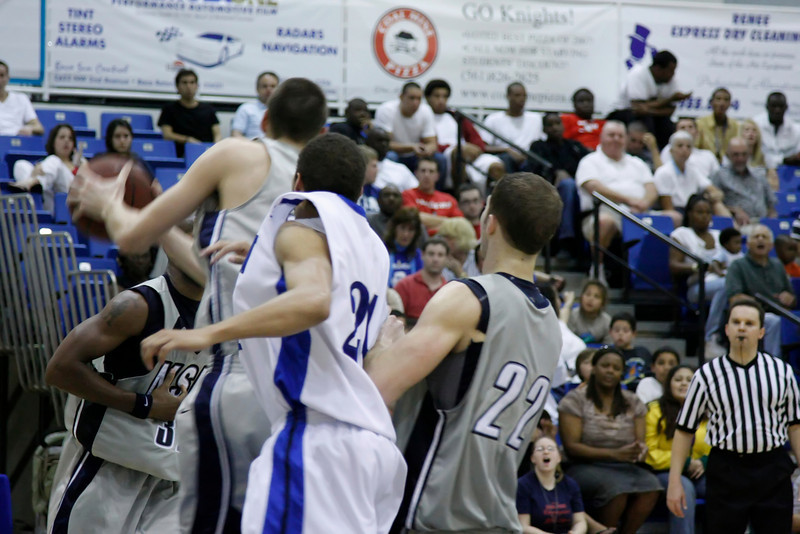Lynn University Mens Basketball vs Nova -  (666)