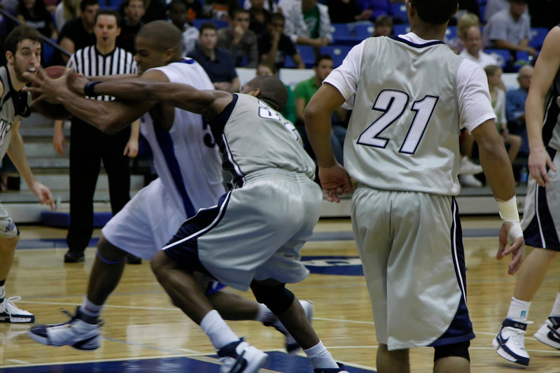 Lynn University Mens Basketball vs Nova -  (495)