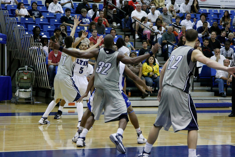 Lynn University Mens Basketball vs Nova -  (726)