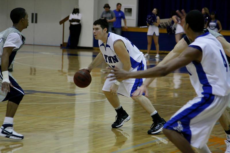 Lynn University Mens Basketball vs Nova -  (556)