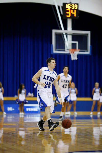 Lynn University Mens Basketball vs Nova -  (485)