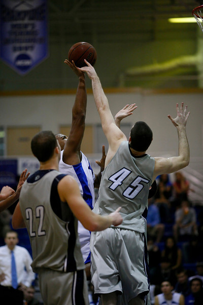 Lynn University Mens Basketball vs Nova -  (514)
