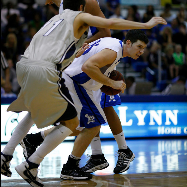 Lynn University Mens Basketball vs Nova -  (273)sq