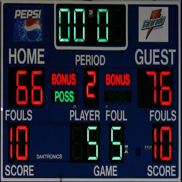 Lynn University Mens Basketball vs Nova -  (751)