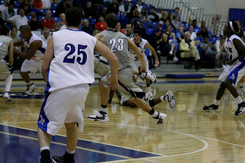 Lynn University Mens Basketball vs Nova -  (568)