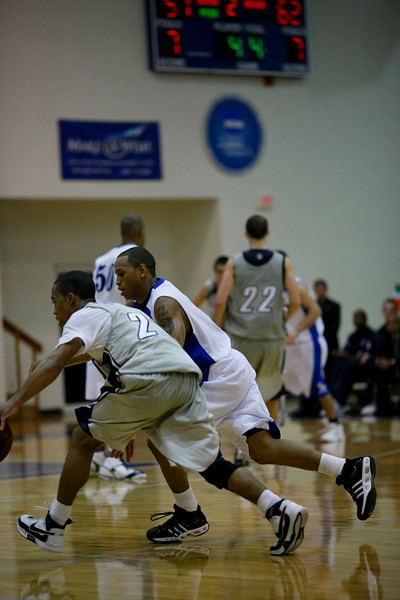 Lynn University Mens Basketball vs Nova -  (605)
