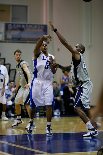 Lynn University Mens Basketball vs Nova -  (656)