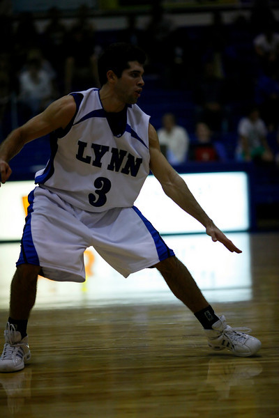 Lynn University Mens Basketball vs Nova -  (623)