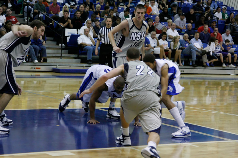 Lynn University Mens Basketball vs Nova -  (532)