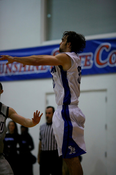 Lynn University Mens Basketball vs Nova -  (694)