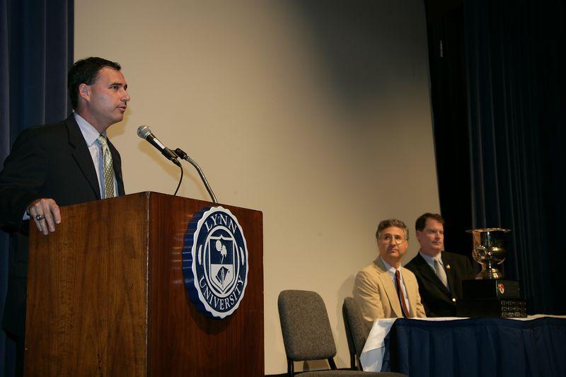 Lynn Univ Mayors Cup Presentations 1720