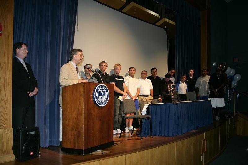 Lynn Univ Mayors Cup Presentations 1734