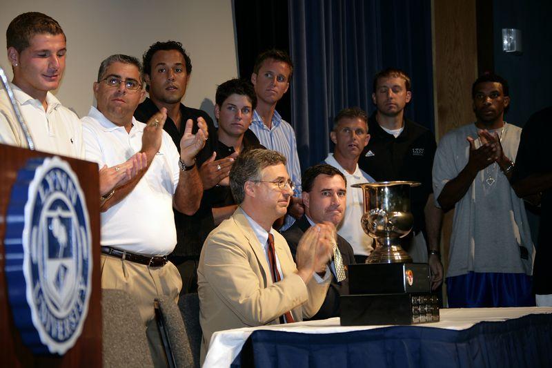 Lynn Univ Mayors Cup Presentations 1731