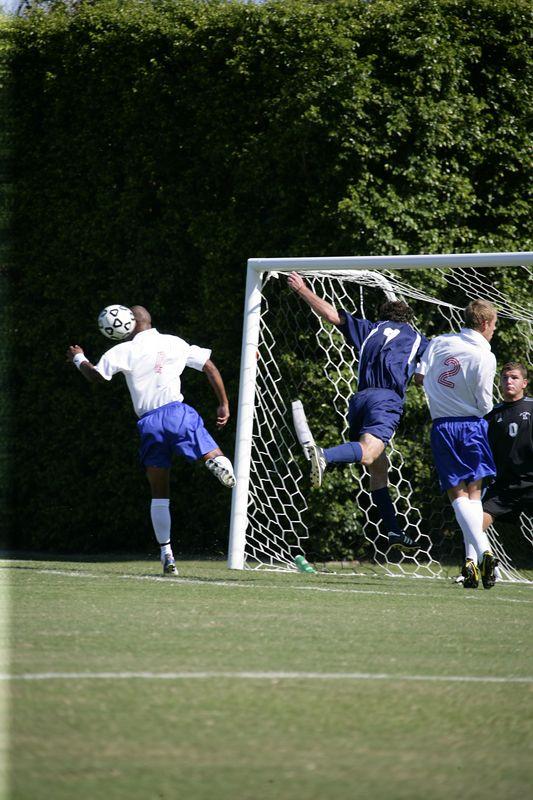 Lynn Univ Soccer vs New York Tech 1110