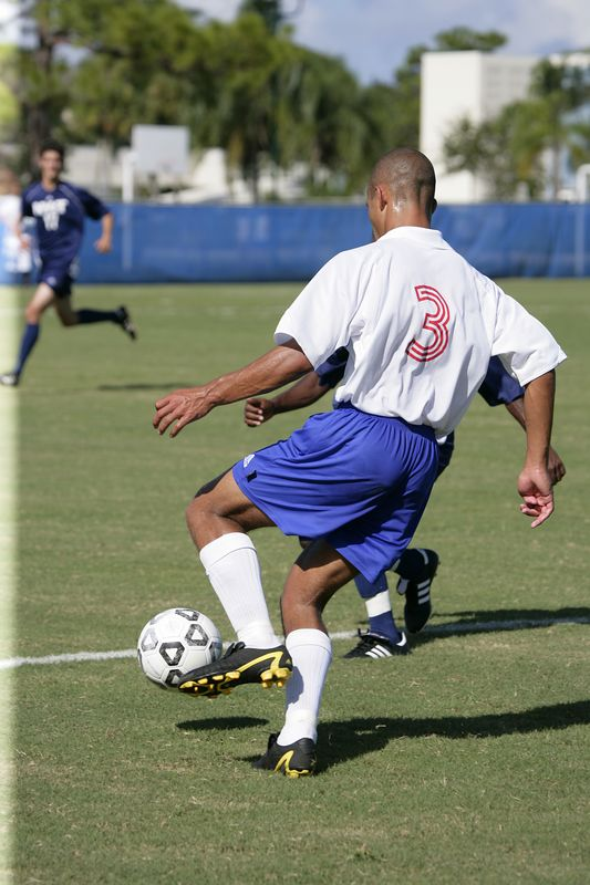 Lynn Univ Soccer vs New York Tech 1157
