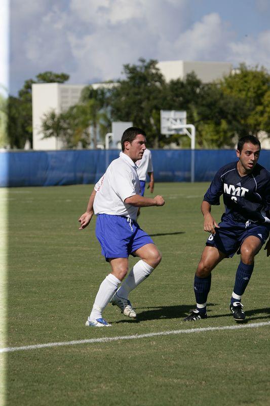 Lynn Univ Soccer vs New York Tech 1155