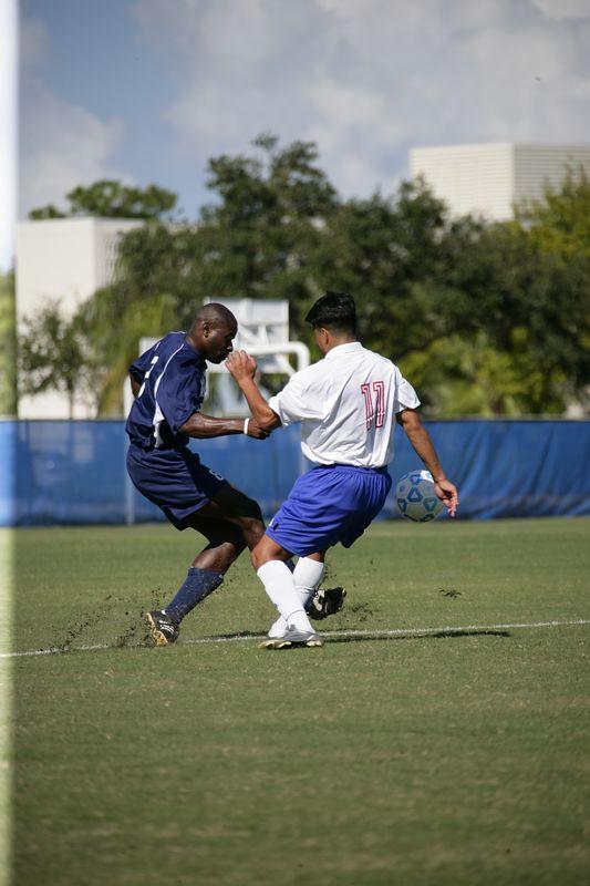 Lynn Univ Soccer vs New York Tech 1109