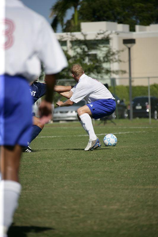 Lynn Univ Soccer vs New York Tech 1105