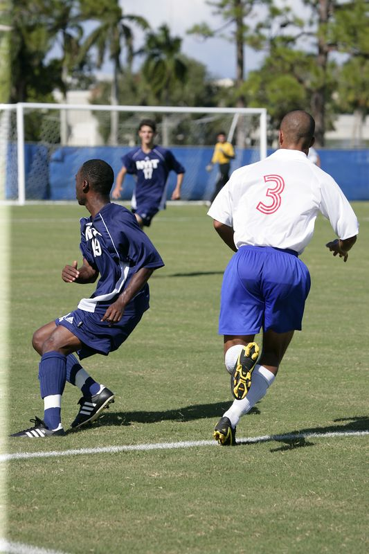 Lynn Univ Soccer vs New York Tech 1159