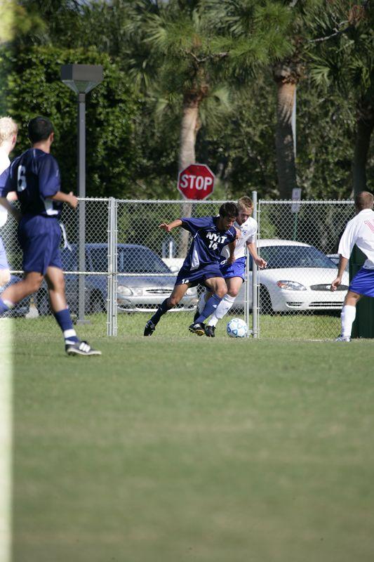 Lynn Univ Soccer vs New York Tech 1180