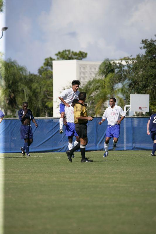 Lynn Univ Soccer vs New York Tech 1172