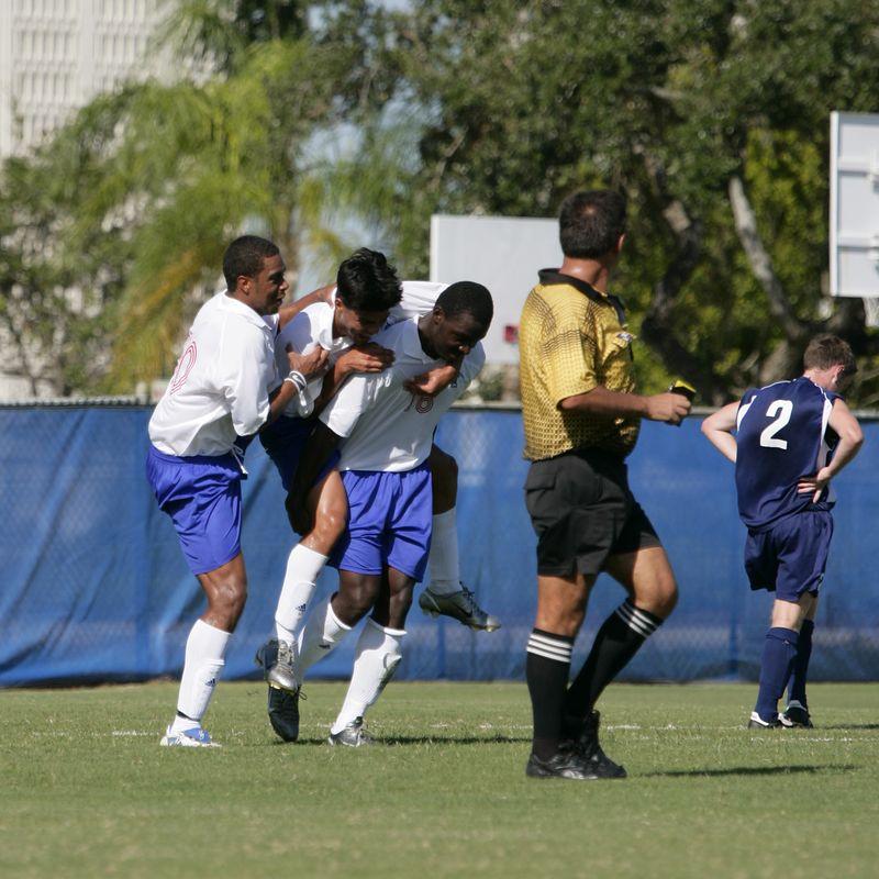 1 Lynn Univ Soccer vs New York Tech 1175