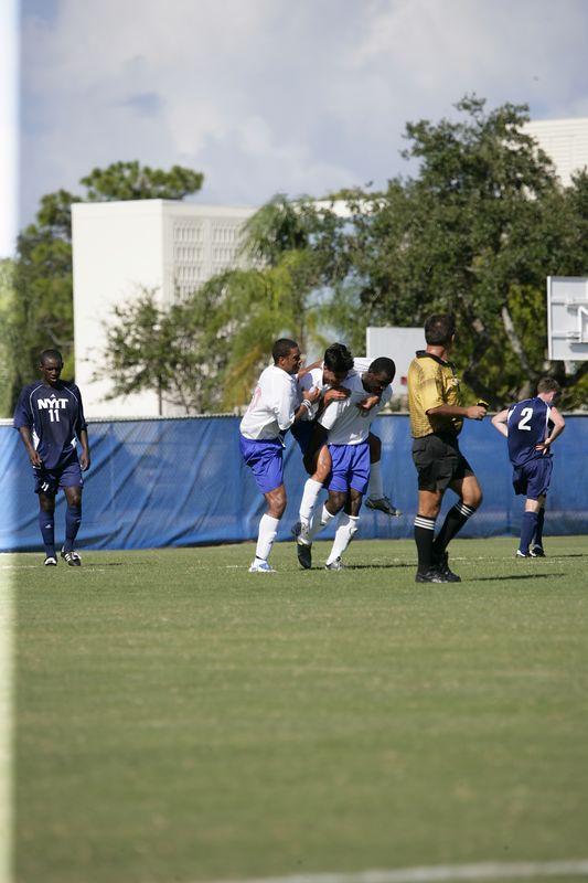 Lynn Univ Soccer vs New York Tech 1175