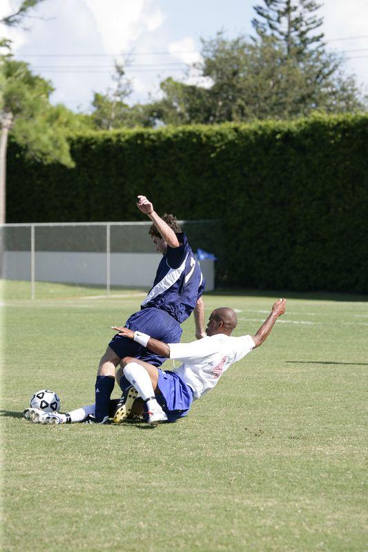 Lynn Univ Soccer vs New York Tech 1130