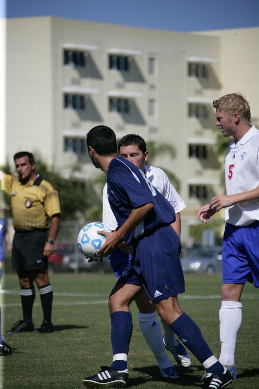 Lynn Univ Soccer vs New York Tech 1103