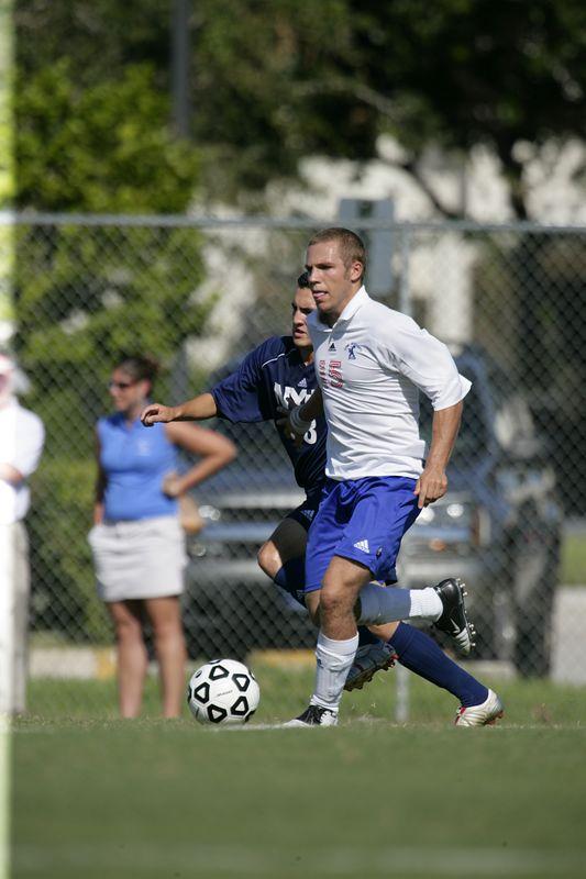 Lynn Univ Soccer vs New York Tech 1185