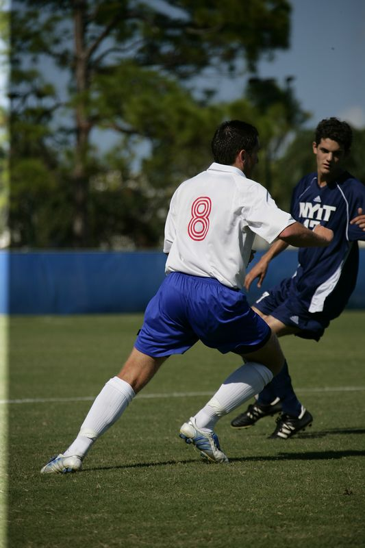 Lynn Univ Soccer vs New York Tech 1111