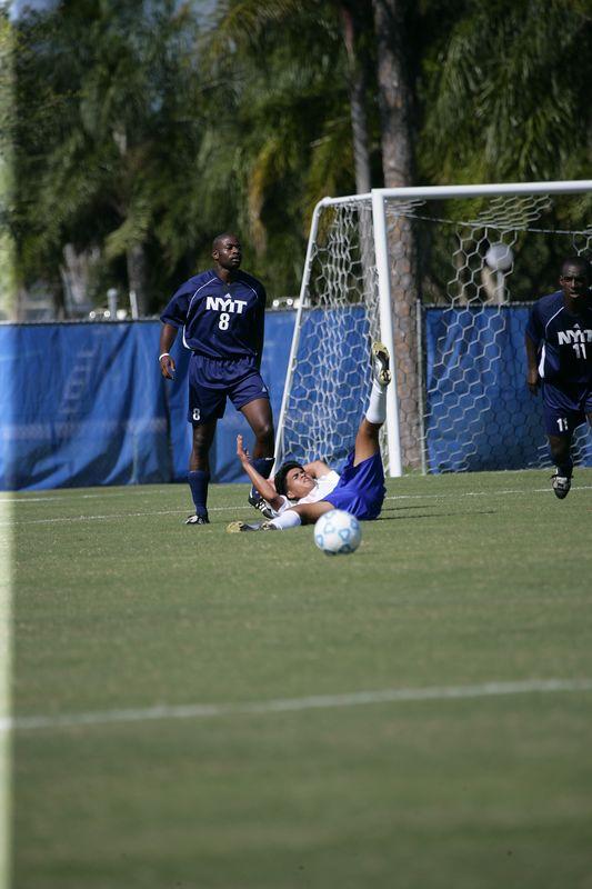 Lynn Univ Soccer vs New York Tech 1116