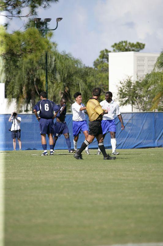 Lynn Univ Soccer vs New York Tech 1171