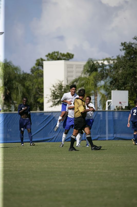 Lynn Univ Soccer vs New York Tech 1173