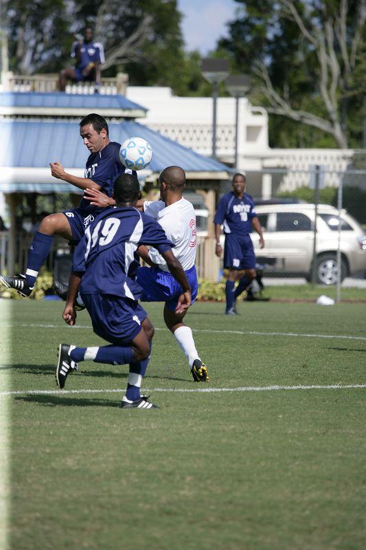 Lynn Univ Soccer vs New York Tech 1137