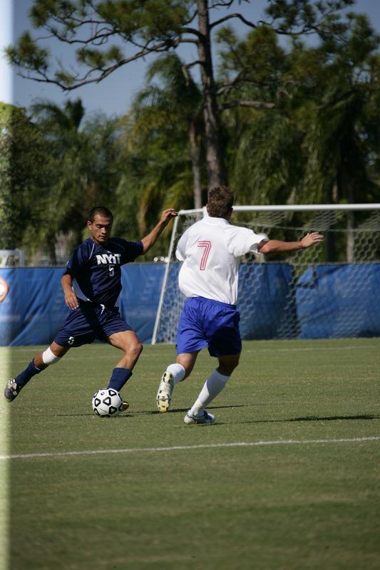 Lynn Univ Soccer vs New York Tech 1113