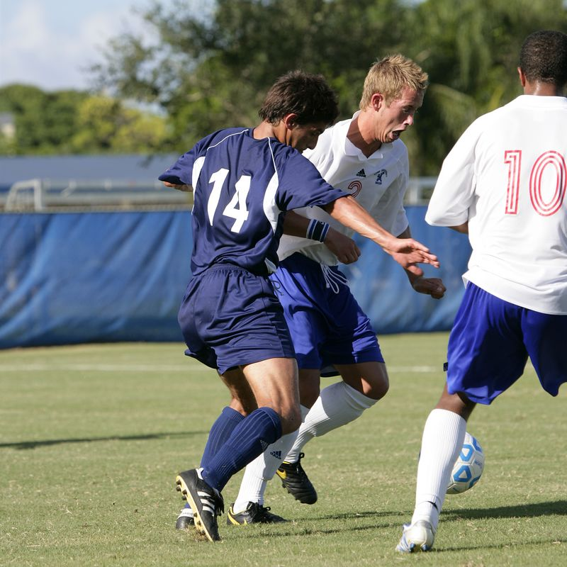 4 Lynn Univ Soccer vs New York Tech 1376