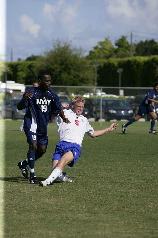 Lynn Univ Soccer vs New York Tech 1138