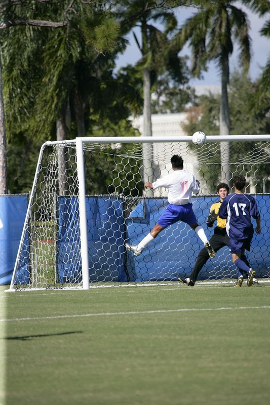 Lynn Univ Soccer vs New York Tech 1167