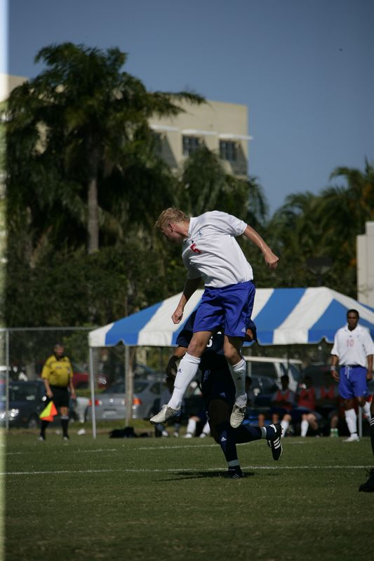Lynn Univ Soccer vs New York Tech 1114