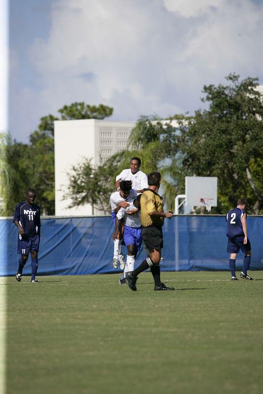 Lynn Univ Soccer vs New York Tech 1174