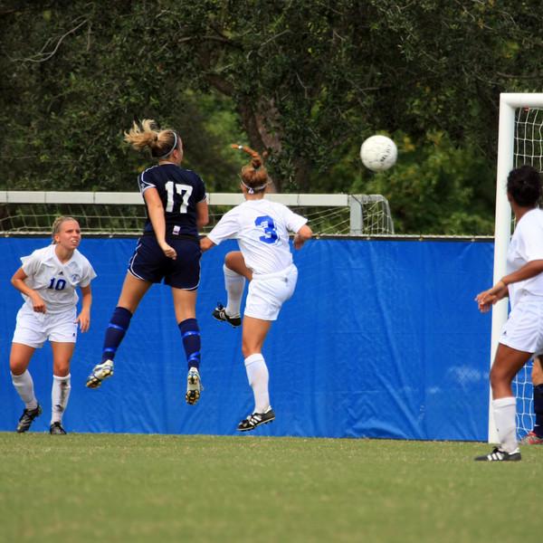 Lynn Univ W Soccer vs CarsonNewman- (319)sq