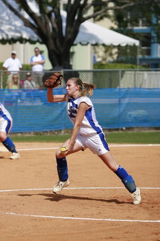 Lynn Univ Softball vs Eckerd - 2048