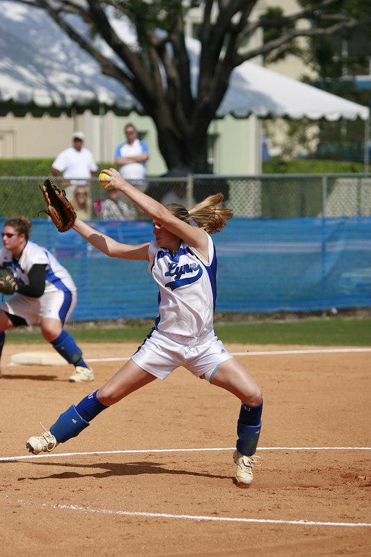 Lynn Univ Softball vs Eckerd - 2049